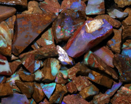 679 CTS BOULDER PIPE OPAL ROUGH PARCEL[BY9719]