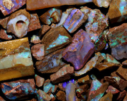 633 CTS BOULDER PIPE OPAL ROUGH PARCEL[BY9720]