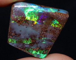8.32 CTS BOULDER OPAL FROM WINTON - WELL POLISHED [BMB317]