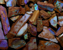 593 CTS BOULDER PIPE OPAL ROUGH PARCEL[BY9726]