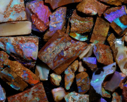 705 CTS BOULDER PIPE OPAL ROUGH PARCEL[BY9727]