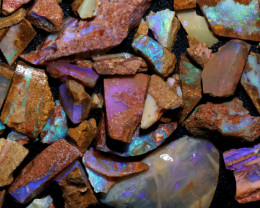 821 CTS BOULDER PIPE OPAL ROUGH PARCEL[BY9728]