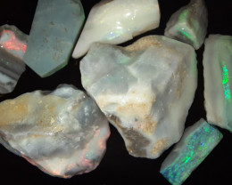 144 Cts Mintabie Opal Rough