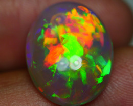 7.630 CRT CRYSTAL NEON FLOWER PATTERN FULL BRIGHT WELO OPAL-