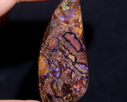 71.80 CTS YOWAH NUTS 'OPAL FUSION'WELL POLISHED5 [FJP3908]