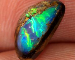 2.5ct 11x5.5mm Yowah Boulder Opal [LOB-3544]