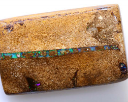 17.45 CTS   BOULDER PIPE OPAL STONE   RO-105