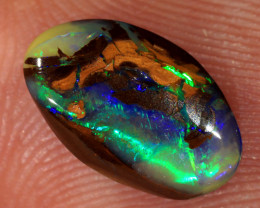 2.65ct 11.5x7mm Yowah Boulder Opal [LOB-3549]