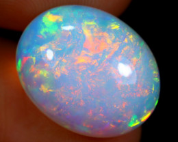 7.98cts Natural Ethiopian Welo Opal / BF3725