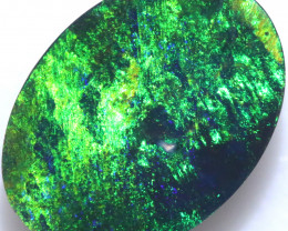 2.51 CTS BLACK OPAL STONE-FROM LIGHTNING RIDGE - [LRO1419]
