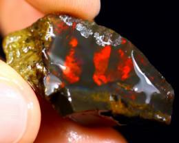 27cts Ethiopian Crystal Rough Specimen Rough / CR2295
