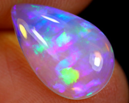 1.58cts Natural Ethiopian Welo Opal / BF3753