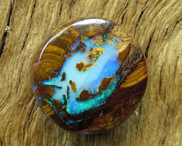 16cts. NATURAL SOLID QUEENSLAND PIPE OPAL.