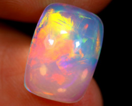 3.23cts Natural Ethiopian Welo Opal / BF3852