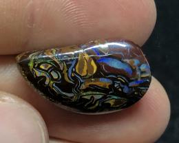 17ct Yowah Boulder - Gem Pattern Opal