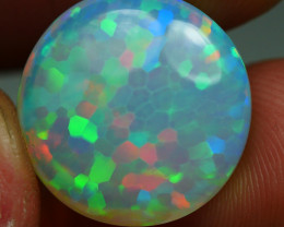 10.195CRT BEAUTY RAINBOW HONEYCOMB WELO OPAL -