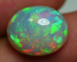7.705 CRT BRILLIANT FLORAL RIBBON BEAUTY PLAY COLOR WELO OPAL-