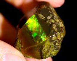87cts Ethiopian Crystal Rough Specimen Rough / CR2312