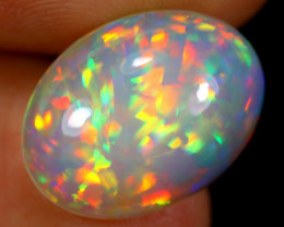 COLLECTION 6.21cts Natural Ethiopian Welo Opal / BF3871