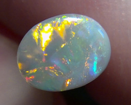 very bright Lighting Ridge Solid Gem crystal Opal Muitiple Gem colors