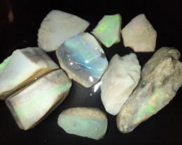 127 Cts Mintabie Opal Rough