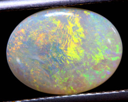 N6-  2.35 CTS  DARK  OPAL POLISHED STONE L. RIDGE  TBO-A2114