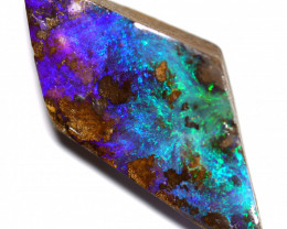 13 CTS BOULDER OPAL ROUGH RUBS  CS379