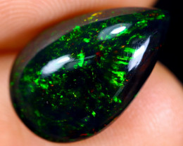 3.11cts Natural Ethiopian Welo Smoked Opal / HM1054