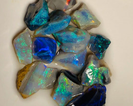 Small Cutters Rough Seam Opals
