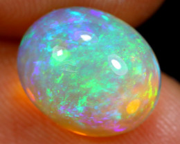 2.86cts Natural Ethiopian Welo Opal / BF3998