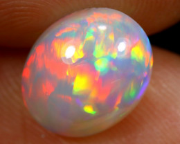 1.68cts Natural Ethiopian Welo Opal / BF4007