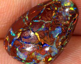 9.2ct 17x12mm Yowah Boulder Opal [LOB-3596]