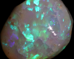 4.33 CTS CRYSTAL OPAL RUB LIGHTNING RIDGE [BR8111]