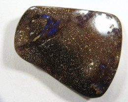 YOWAHOPALS*19.95ct Blue Boulder Opal - Queensland
