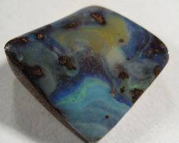 YOWAHOPALS*14.40ct Undulating Surface Boulder Opal