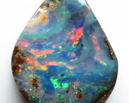 3.03ct Australian Boulder Opal Stone