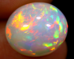 8.45cts Natural Ethiopian Welo Opal / BF4031