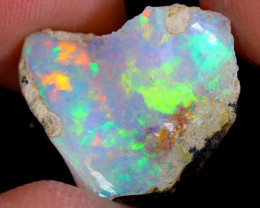 9cts Natural Ethiopian Welo Rough Opal / WR4360