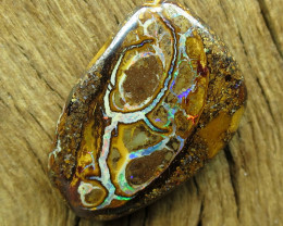 12cts. YOWAH OPAL~OUTBACK QUEENSLAND.