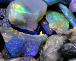 248CTS  BLACK OPAL ROUGH NOBBY L.RIDGE  DT-A3503