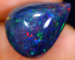 8.43cts Natural Ethiopian Smoked Welo Opal / BF4087