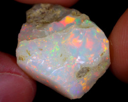 11cts Natural Ethiopian Welo Rough Opal / NY71