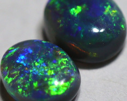 0.40  CTS BLACK OPAL LIGHTNING RIDGE FS8