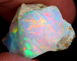 6cts Natural Ethiopian Welo Rough Opal / NY97