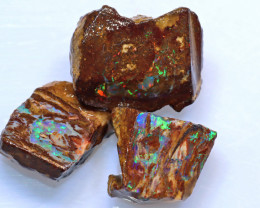20.43 carats Wood Replacement Boulder Opal Parcel ANO-950