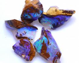17.19 carats  Yowah BOULDER OPAL  ROUGH PARCEL ANO-956
