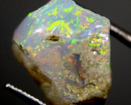 Cts. 5.30 Ethiopian Opal Rough  RF846