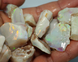 240.00CT QUALITY OPAL ROUGH PARCEL FROM COOBER PEDY BJ399