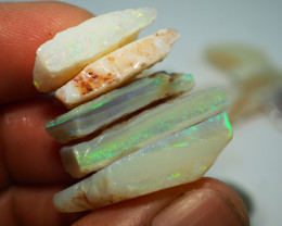 217.00CT QUALITY OPAL ROUGH PARCEL FROM COOBER PEDY BJ402