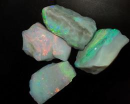 11.3 Cts Mintabie Opal Rough